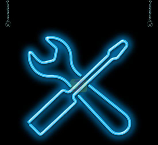 Tools Neon Sign Hi 25 05 Jantec Neon
