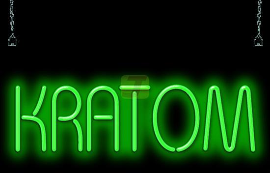 Kratom Neon Sign Ss 15 50 Jantec Neon